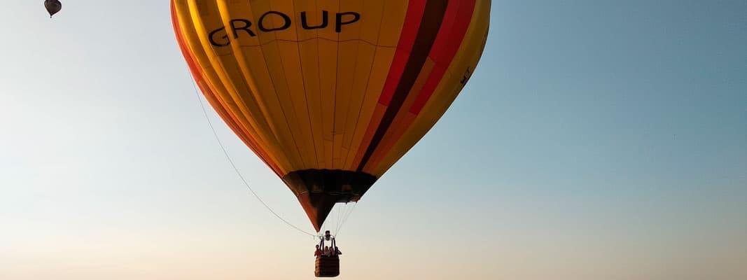 Hot air balloon flights in Pereiaslav